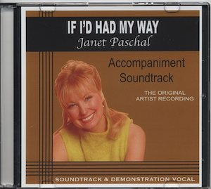 October Special, If I'd Had My Way Performance Vocal Track $2.99